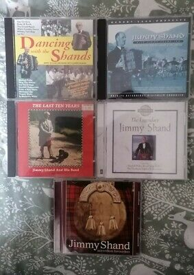 £10 • Buy The Jimmy Shand Collection Cd