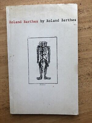 AU17.83 • Buy Roland Barthes By Roland Barthes. Macmillan. Reprint 1988. Rare Cover.