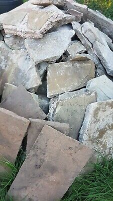 £90 • Buy Approx 150 X Crazy Paving Patio Slabs Reclaimed