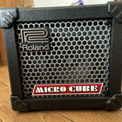 AU396.68 • Buy Roland Micro Cube Combo Guitar Amplifier Free Shipping Arrive Quickly