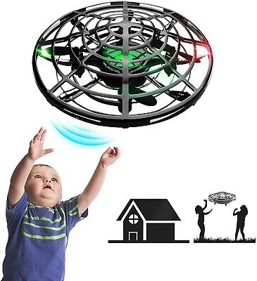 AU32.89 • Buy Hand Operated Mini Drones For Kids Adults With Shinning LED Lights Small Drone