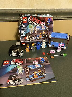 $ CDN47.30 • Buy Lego Movie 70818 Double Decker Couch 98% Complete With Instructions