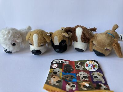 £7.50 • Buy 3 McDonalds Happy Meal Toy 2008 Artlist Collection The Dog Puppies