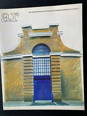 £9.75 • Buy Architectural Review  984 February 1979 Hillingdon Civic Centre Taste Of Class