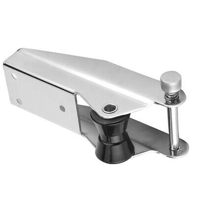 £31.55 • Buy Boat Bow Anchor Roller Stainless Steel Anchor Roller Fixed Bracket Fairlead