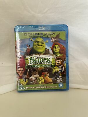 £3.50 • Buy Shrek Forever After (Blu-ray And DVD Combo, 2010, 2-Disc Set) Brand New Sealed