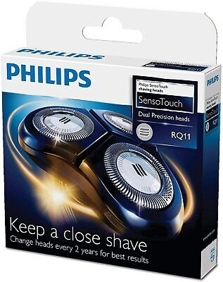 AU89.29 • Buy Philips RQ11/51 Replacement Shaving Head For SensoTouch Shaver RQ11 7000 Series