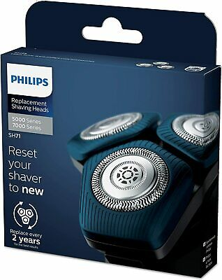 AU90.69 • Buy Philips Replacement Electric Shaver Heads Compatible With Series 7000 & Angular