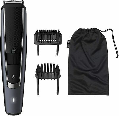 AU91.99 • Buy Philips Beardtrimmer Series 5000 Corded/Cordless Beard Trimmer With Lift & Trim