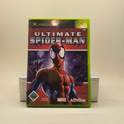 £7.46 • Buy MICROSOFT XBOX CLASSIC # Ultimate Spider-man Ultimate Spiderman # AKZEPTABEL