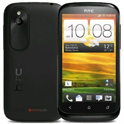 £29.99 • Buy HTC Desire X 4 GB - Black - Unlocked 4'' Touchscreen Android (99HSP003-00)