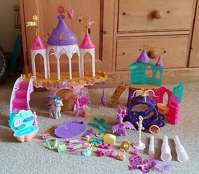 My Little Pony MLP Bundle Wedding Castle Carriage Undersea Cafe Play Set Toys  • 49.99£