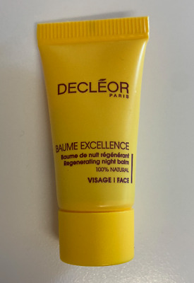 £4.99 • Buy Decleor Baume Excellence Regenerating Night Balm 2.5ml Mini Travel Size