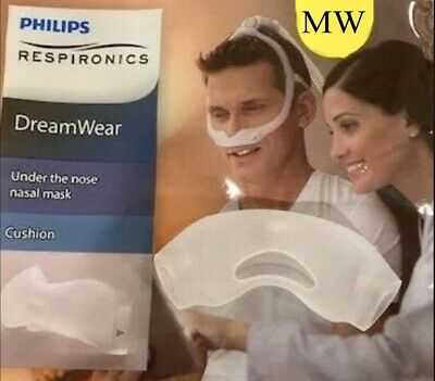 AU21.97 • Buy Philips Respironics DreamWear Under The Nose Cushion ONLY CPAP Supplies Med Wide