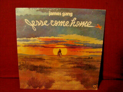 £23.01 • Buy James Gang Jesse Come Home New Sealed Country Lp
