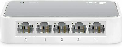 AU17.99 • Buy TP-Link TL-SF1005D 5 Port Network Ethernet Switch Hub Plug And Play 10 / 100Mbps