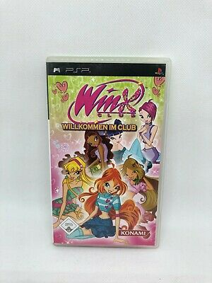 £23.84 • Buy (Inkl. Anleitung) Winx Club: Join The Club [Sony PSP]