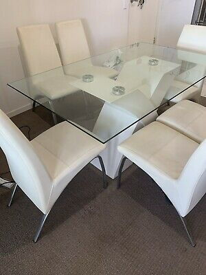 AU50 • Buy Used Furniture Dining Tables And Chairs
