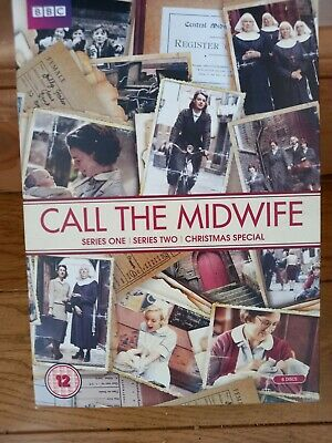 Call The Midwife - Series 1-2 And Christmas Special • 2.38£
