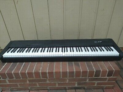 AU165.77 • Buy Roland 88-Key Digital Stage Piano Keyboard For Repair/Parts