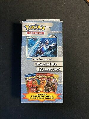 $650 • Buy Pokemon HGSS Heart Gold Soul Silver Knock Out Collection: Lugia HGSS02 *RARE*