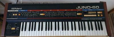 AU3861.95 • Buy Roland Juno-60 Keyboard Synthesizer Free Shipping Fast Shipping From Japan
