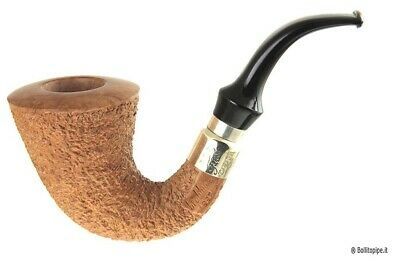 AU265.90 • Buy Pipe Brebbia First Calabash Rocciata Natural - Filter 9mm