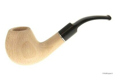 AU48.69 • Buy Pipe IN Beech - Bent Billiard - Filter 9mm