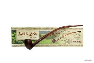 AU226.33 • Buy Vauen Pipe De Hobbit Sandblast - Eron - Filter 9mm