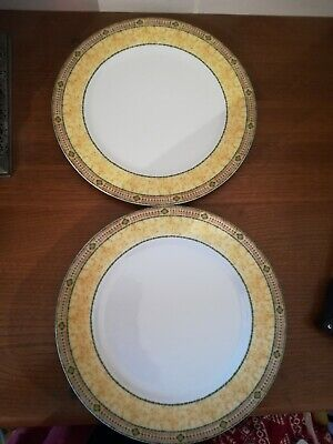 £24 • Buy Wedgwood Home Florence Dinner Plates X 2