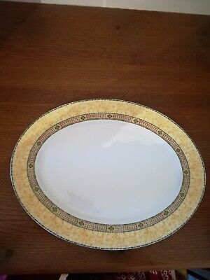 £22 • Buy  Wedgwood Home Florence Oval Meat Platter Serving Plate