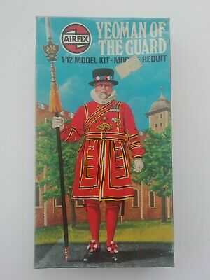 £45 • Buy Airfix Yeoman Of The Guard 1/12 Scale