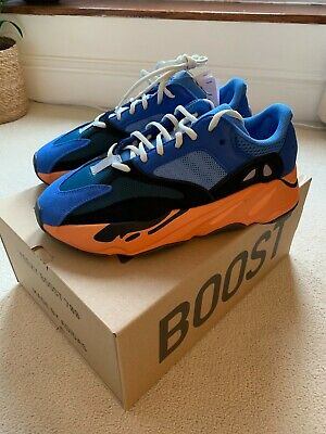 $ CDN380.96 • Buy Adidas Yeezy Boost 700 Bright Blue - UK Size 9 - Brand New With Box