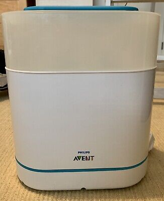 AU14.31 • Buy Philips Avent 3 Different Sizes 3-in-1 Steam Steriliser