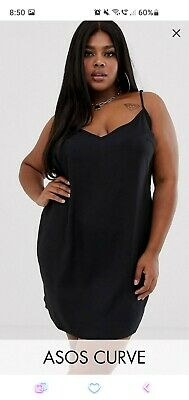 AU15 • Buy Asos Curve Dress Size 26