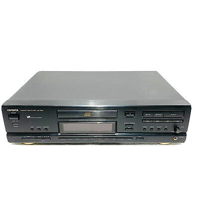 £50.99 • Buy Vintage AIWA XC-750K Compact Disc CD Player Hi-Fi Separate *Tested* READ