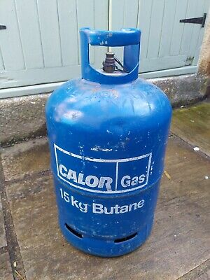 15kg Calor Gas Bottle - Butane - Little Gas Remaining - Collect In Bristol BS3 • 10£