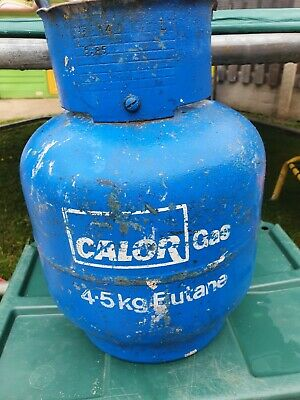 Calor Gas 4.5 Kilo Butane Empty Bottle  • 9.99£