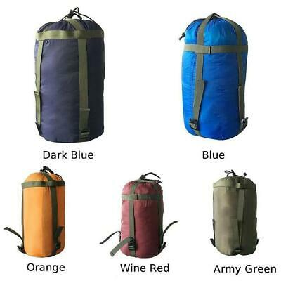 £4.62 • Buy Waterproof Compression Stuff Sack Outdoor Hiking Camping Bags L6C0 Storage Z7M5