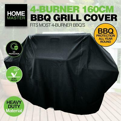 AU18.85 • Buy BBQ Cover 4 Burner Outdoor Waterproof Gas Charcoal Barbecue Grill Protector