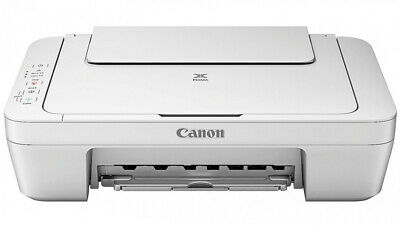 AU67.08 • Buy Canon Pixma MG2560 Multifunction Printer Print Scan And Copy Home Office