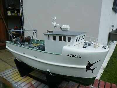AU695.25 • Buy 1/12th SCALE IN SHORE FISHING BOAT- PLANK ON FRAME BUILD