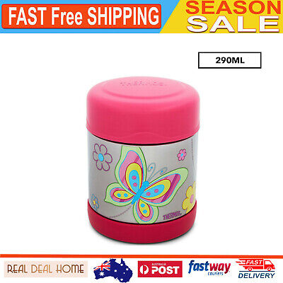 AU24.99 • Buy  100% Genuine! THERMOS Funtainer 290ml Vacuum Insulated Food Jar Butterfly!