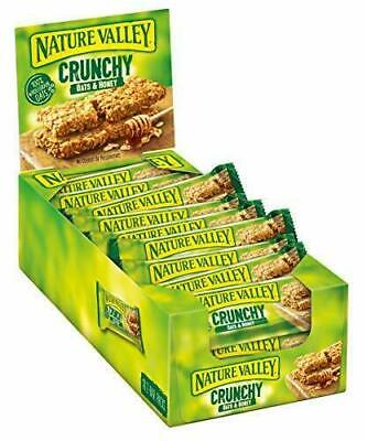 £8.99 • Buy Nature Valley Crunchy Oats And Chocolate Cereal Bars 18 X 42g