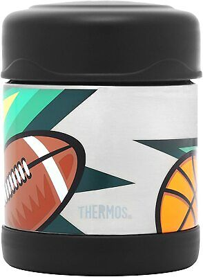 AU27.99 • Buy Thermos Funtainer 290ml Food Jar Stainless Steel Vacuum Insulated/Multi Sports