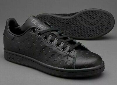 AU49.99 • Buy Adidas Originals Women's Stan Smith Shoes. - Black - Size: 7 Usa. New!.