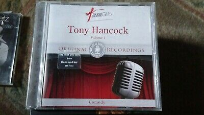 £3.99 • Buy Tony Hancock, Volume 1-The Holiday Camp,The Missing Page  CD