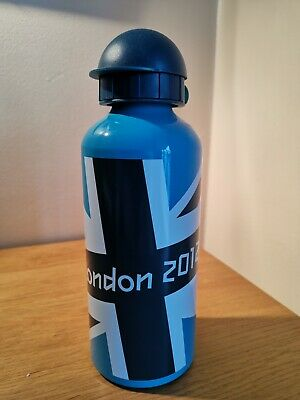 £5.99 • Buy London 2012 Olympics Drink Water Bottle - Unused Official Merchandise