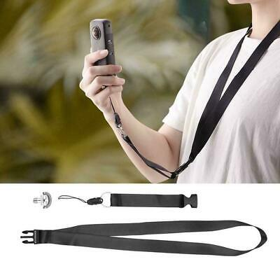 £2.02 • Buy Adjustable Neck Strap Camera Lanyard For Insta360 Panoramic Camera X/X2 ONE Y7O5