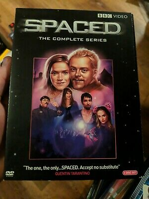 £38.94 • Buy Spaced: The Complete Series (DVD, 2008) Simon Pegg, Nick Frost, Edgar Wright